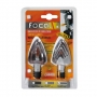 Blinkry Lampa Focal  chrom