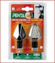 Blinkry Lampa Penta Led chrom