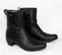 Kožené boty IXS LEA