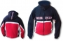 Mikina Motorcycles Performance BLKEX11 Red School