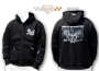 Mikina Motorcycles Performance BLKEX22 Block