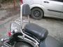 Opěrka s nosičem IRON MOTO