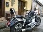 Opěrka s nosičem IRON MOTO pro ROCKET