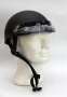 Přilba BRAINCAP HR 09 matt black