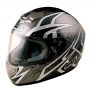 Přilba BOX BX-1 SCOPE gray
