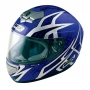 Přilba BOX BX-1 SCOPE blue