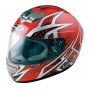 Přilba BOX BX-1 SCOPE red