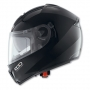 Přilba CABERG EGO  black painted
