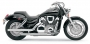 Výfuky Cobra Honda VTX1300C/R/S/T 03-09