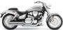 Výfuky Cobra Honda VTX1800C/F 02-06