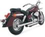 Výfuky Vance & Hines Honda VT750C4 Shadow 04-09/VT750 Spirit 07-