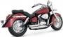 Výfuky Vance & Hines Honda VT750 Shadow 04-12/VT750 Spirit 10-12