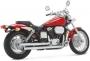 Výfuky Vance & Hines Honda VT750DC Black Widow