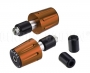 Závaží do řidítek ACCEL BEC-14 Orange