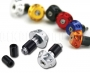 Závaží do řidítek ACCEL BEC-05 orange